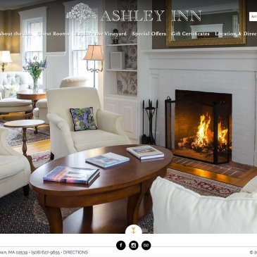 Ashley Inn Martha's Vineyard
