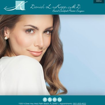 Plastic Surgeon in West Palm Beach, Daniel Kapp