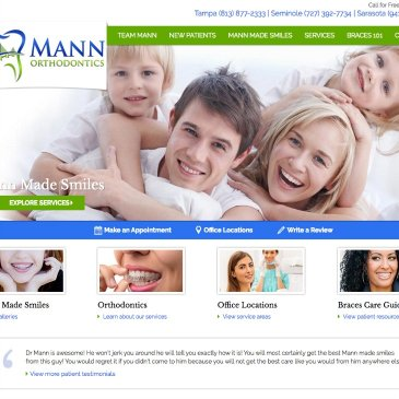 Mann Orthodontics