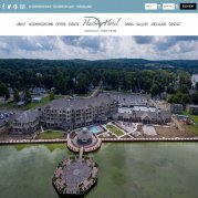 Harbor Hotel Chautauqua Lake