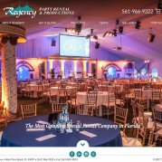 Regency Party Rental & Productions